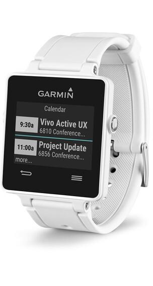 Garmin Vivoactive HRM White